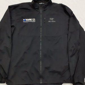 Arc'teryx Waterproof Windbreaker Jacket Large